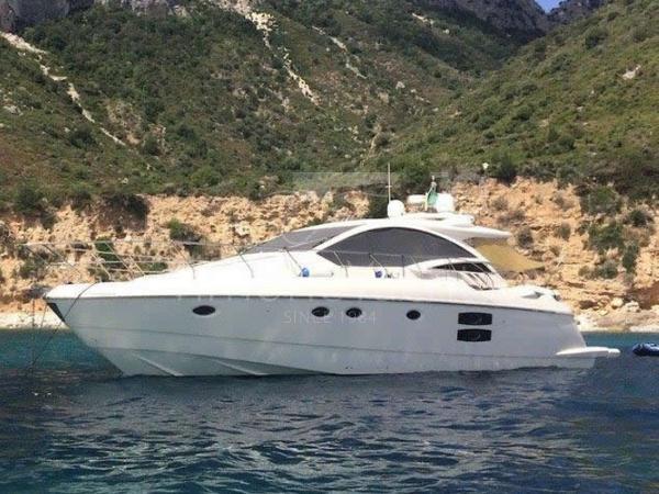 Queens Yachts 54 HT