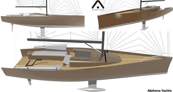 Alphena Yachts Alphena One