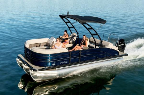 Harris Sunliner 230 Sport Manufacturer Provided Image: Manufacturer Provided Image: Manufacturer Provided Image