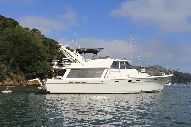 Bayliner 4588 Pilothouse Motoryacht