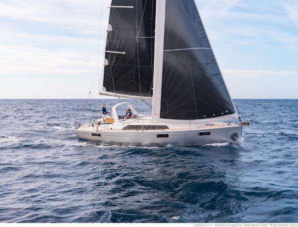 Beneteau Oceanis 41.1 Manufacturer photo - Sailing