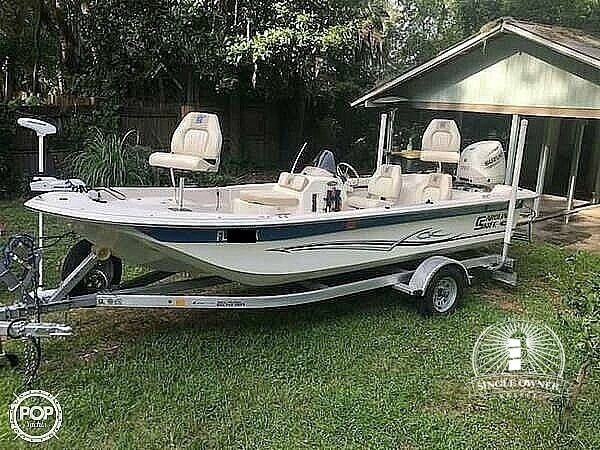 Carolina Skiff JVX 18 2017 Carolina Skiff JVX 18 for sale in Jacksonville, FL