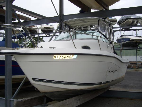 Seaswirl 2100 Walkaround O/B