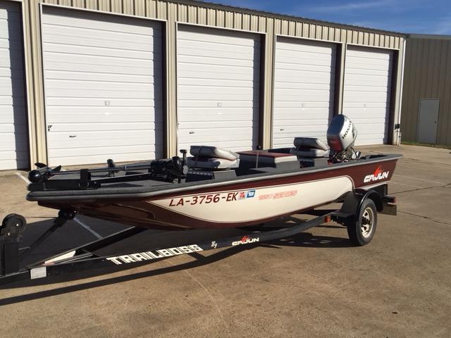 Cajun 1550 Fishmaster