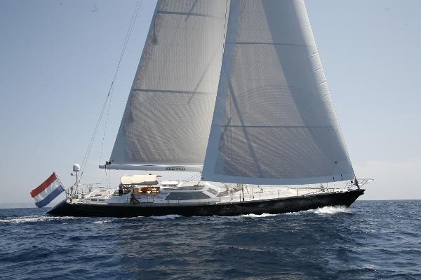 Holland Jacht Bouw Hoek 100 HOEK 100´ SKIPPER 2000