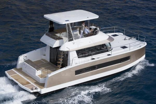 Fountaine Pajot Motor Yacht 37 FOUNTAINE PAJOT - MOTOR YACHT 37 - exteriors