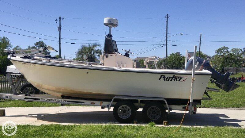 Parker 21 Special Edition 2002 Parker Marine 21 SE for sale in Bay Saint Louis, MS