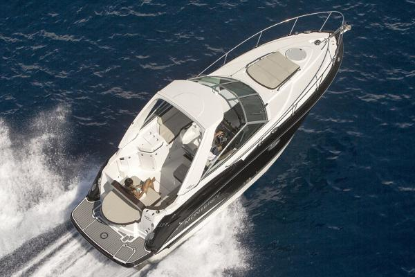 Monterey 295 Sport Yacht Manufacturer Provided Image: Manufacturer Provided Image