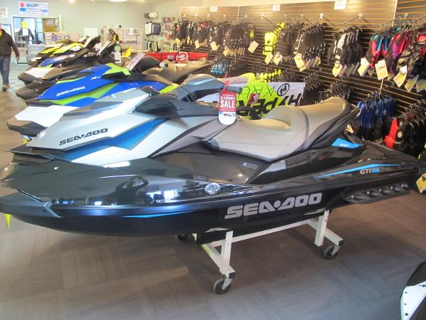 Sea-Doo GTI 155 Limited
