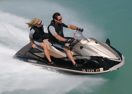 Yamaha WaveRunner VX Cruiser Manufacturer Provided Image