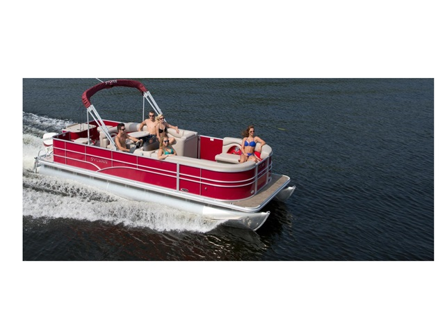 Sylvan 8522 Cruise-n-Fish
