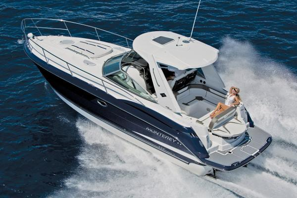 Monterey 355 Sport Yacht Manufacturer Provided Image