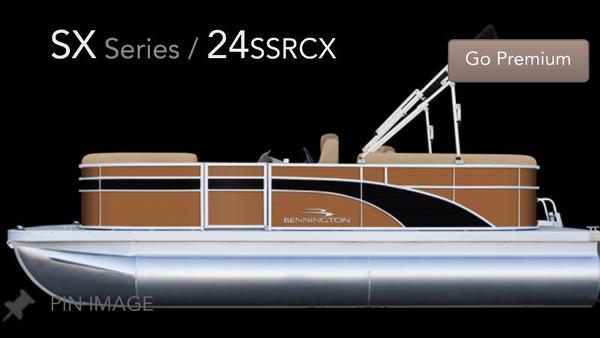 Bennington 24SSRCX