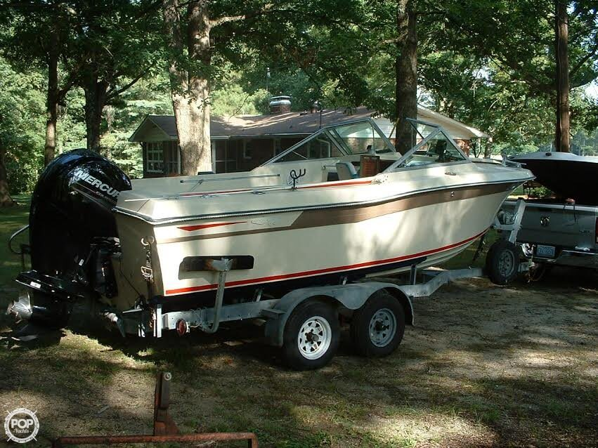 Grady-White 200 DOLPHIN 1977 Grady-White 200 Dolphin for sale in China Grove, NC