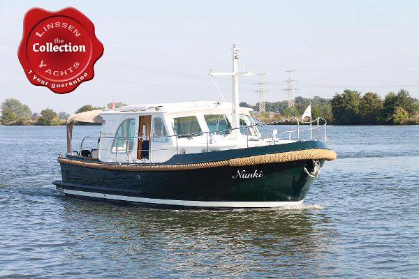 Linssen Classic Sturdy 32 Sedan 'Linssen Collection'