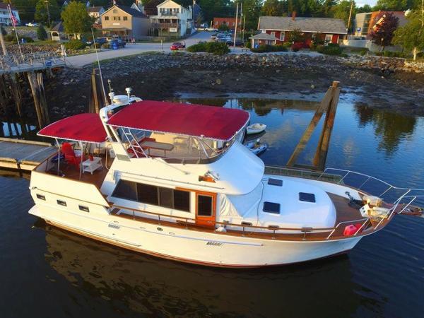 Sea Ranger 46 Trawler