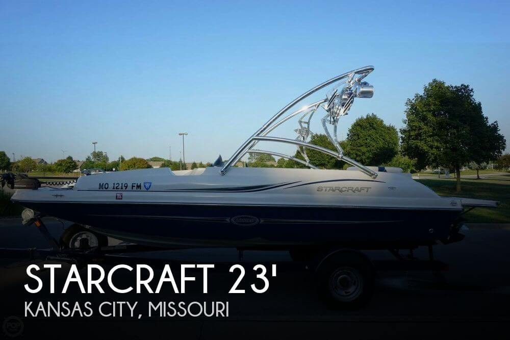 Starcraft 2000 Limited 2008 Starcraft Limited 2000 for sale in Kansas City, MO