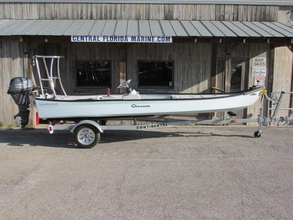 Custom Gheenoe 16 Lo Tide 25