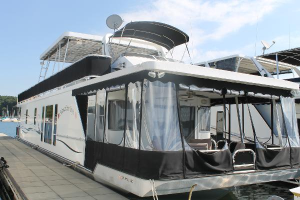 Starlite 16x70 Houseboat