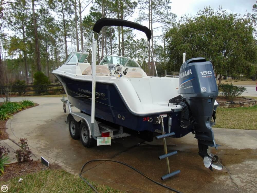 Hydra-Sports 202 DC Lightning 2008 Hydra-Sports 202 DC Lightning for sale in Saint Augustine, FL