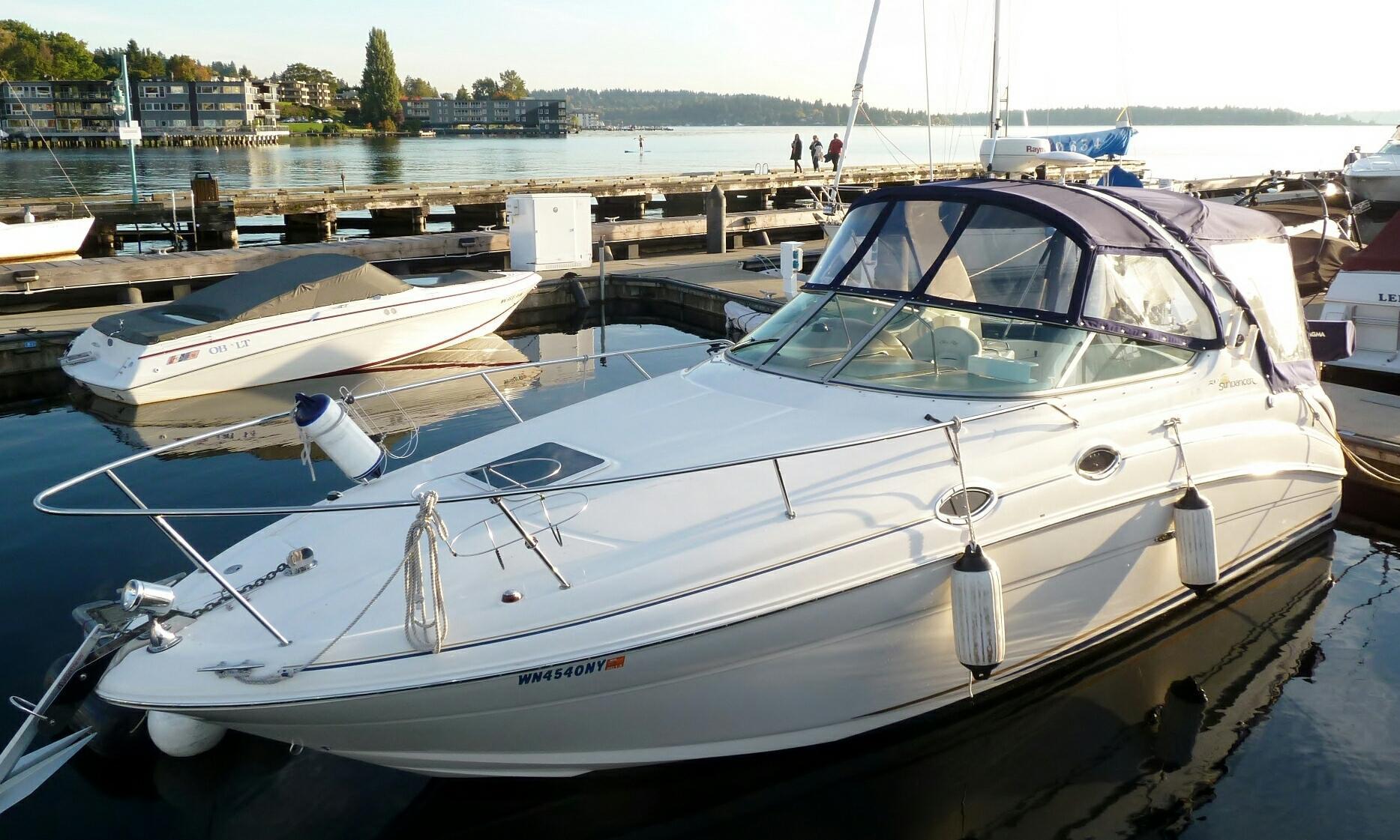Sea Ray 280 Sundancer