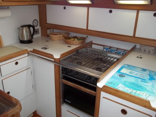 3 Burner Forse 10 with Oven
