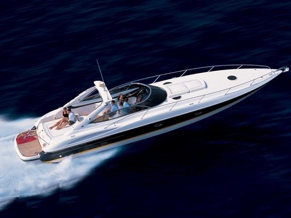 Sunseeker Superhawk 50 Motor Yacht Profile