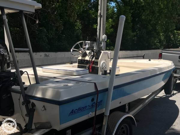 Action Craft 1810 Se 1990 Action Craft 18 for sale in Tavernier, FL