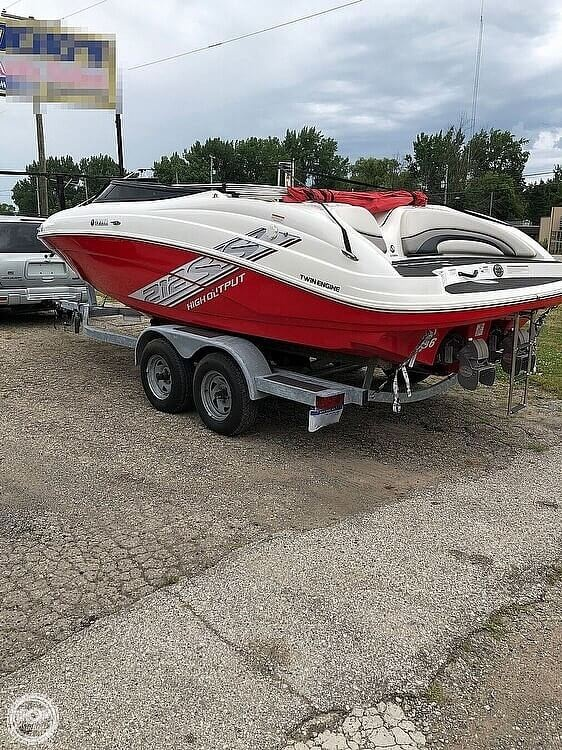 Yamaha Boats 212 SS 2008 Yamaha 212 SS for sale in Bay City, MI