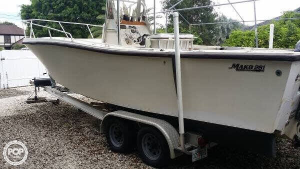 Mako 261 Center Console 1988 Mako 261 for sale in Plantation, FL