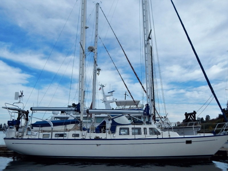 Spencer 53 Pilothouse Ketch