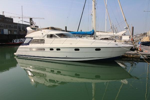 Fairline Squadron 50 Fairline Squadron 50 1995