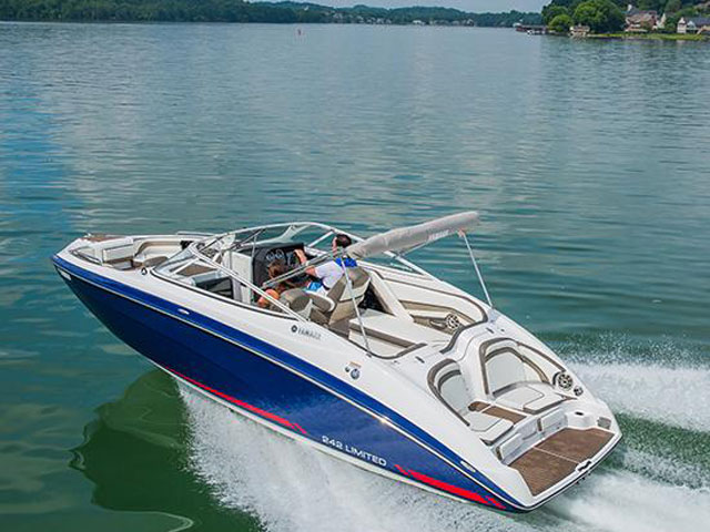 Yamaha 24 FT 242 Limited E-Series