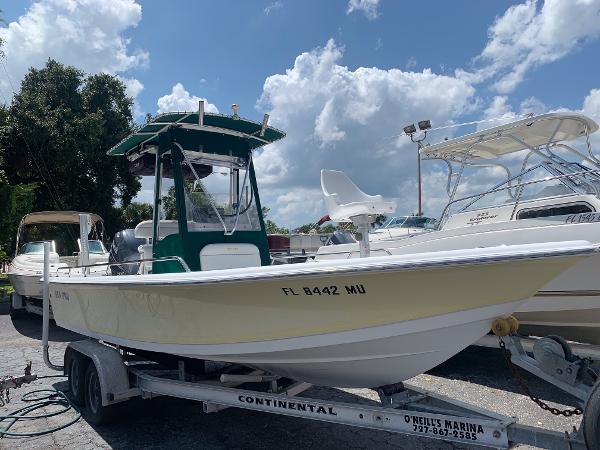 Sea Pro SV2100CC Bay Boat