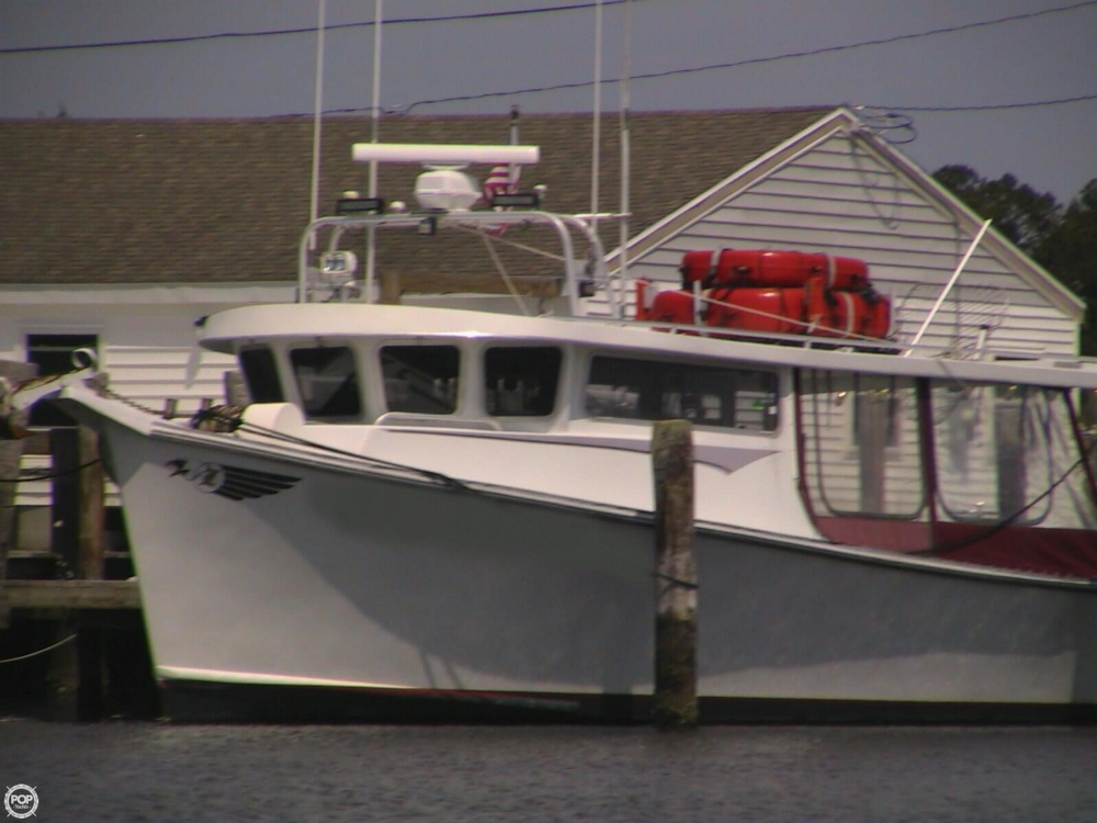 Glass Boat Works 46 2002 Glass Boat Works 46 for sale in Crisfield, MD