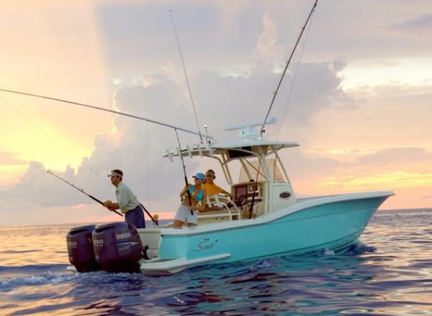 Scout Boats 282 Sportfish Manufacturer Provided Image