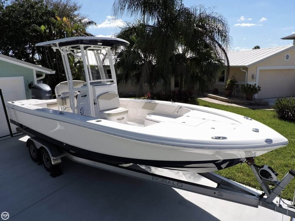 Robalo 246 Cayman 2017 Robalo 246 Cayman for sale in Palm City, FL