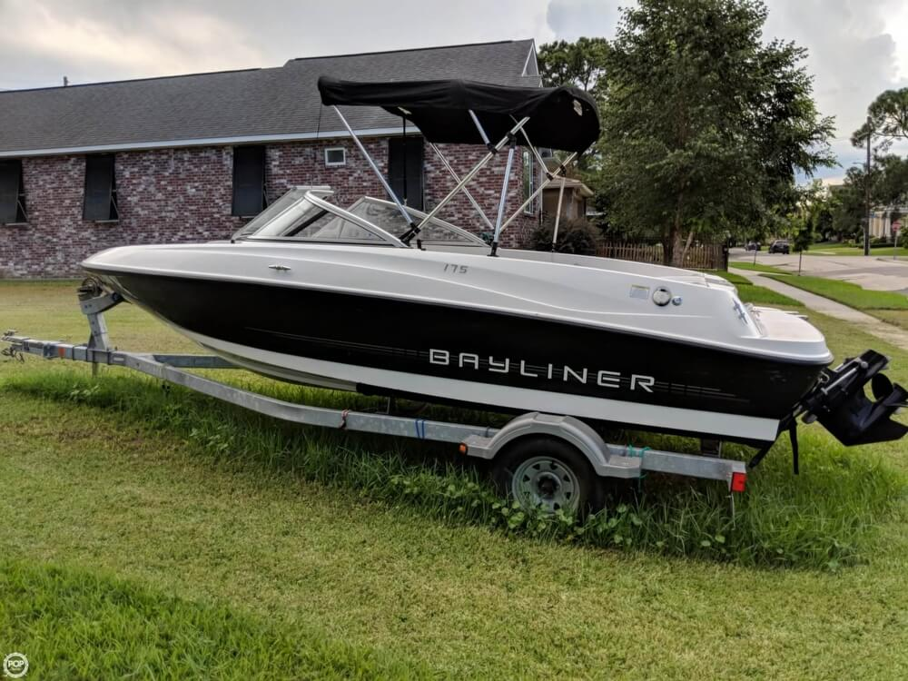 Bayliner 175 Bowrider 2013 Bayliner 175 for sale in New Orleans, LA