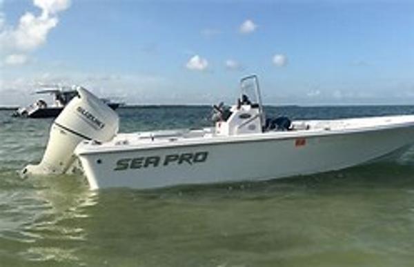 Sea Pro 172 Bay Boat