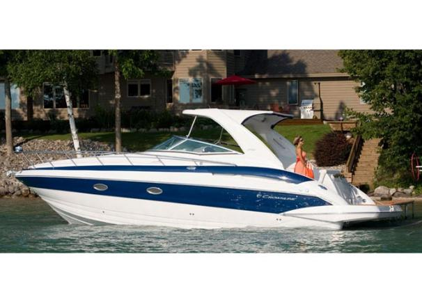 Crownline 340 CR Manufacturer Provided Image