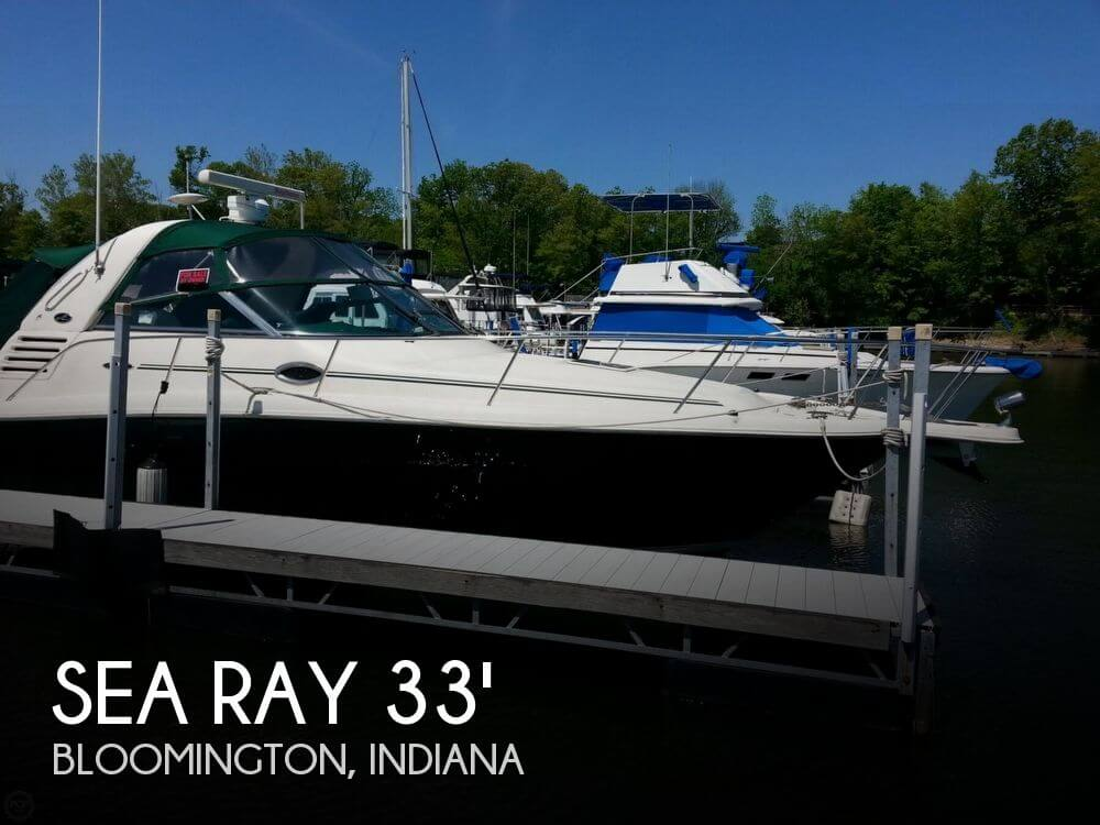 Sea Ray 340 Amberjack 2001 Sea Ray 340 Amberjack for sale in Bloomington, IN