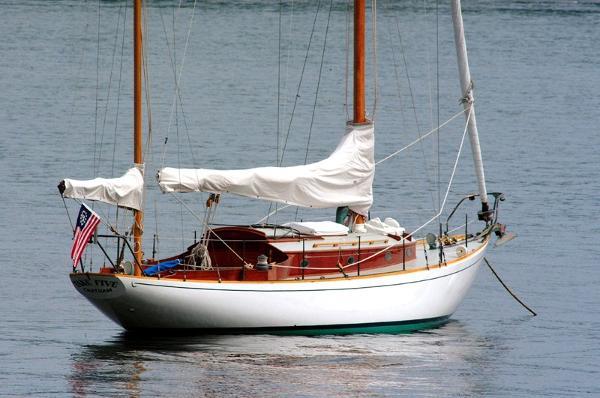 Concordia Yawl Abeking & Rasmussen Concordia Yawl