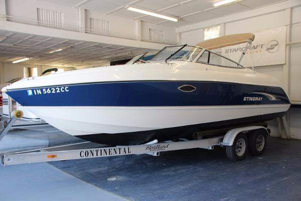 Stingray 240 LS
