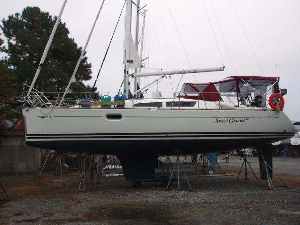 Jeanneau Sun Odyssey 36i Sweet Chariot Two