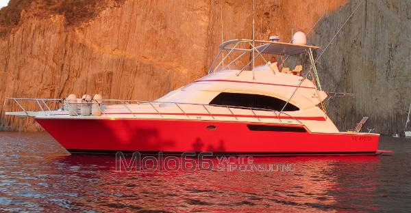 Bertram 510 Convertible Bertram 510 Conv.
