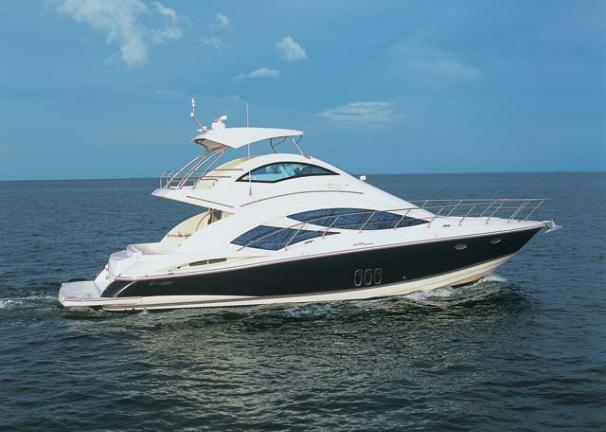 Cruisers Yachts 477 Sport Sedan Manufacturer Provided Image