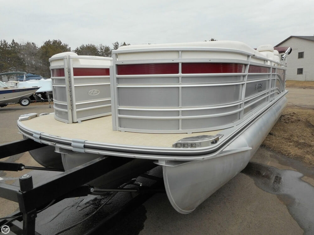Used deck boat boats for sale in wisconsin united states for Used outboard motors for sale wisconsin
