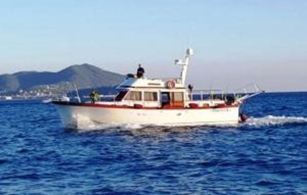 Chung Hwa Trawler 45