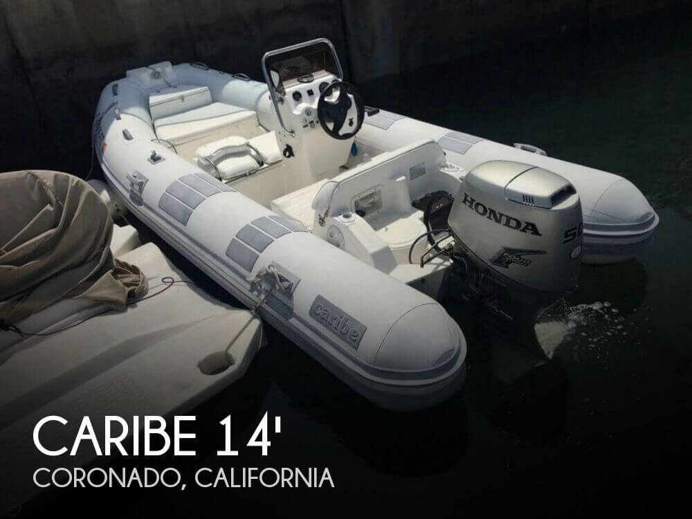 Caribe CL 14 Rigid Inflatable 2000 Caribe CL 14 Rigid Inflatable for sale in Coronado, CA