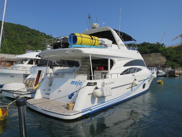 Ruby 62 Motor Yacht Profile